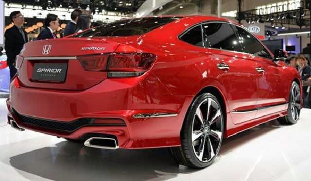 2017 Honda Accord Spirior Release date