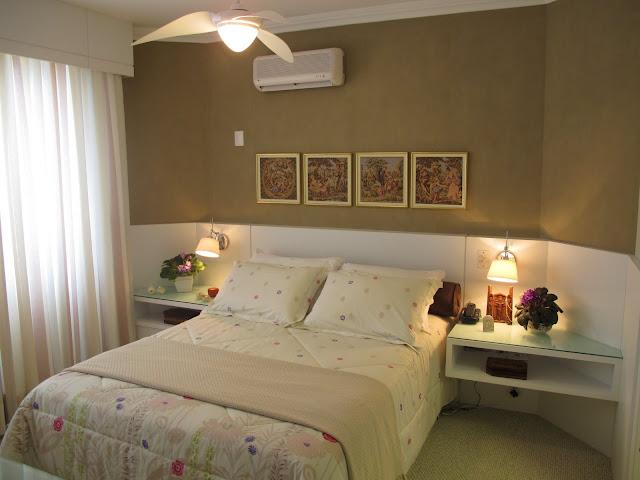 papel de parede decoracao de interiores:: Meia Parede: pintura, tijolo, papel de parede, tecido e madeira de