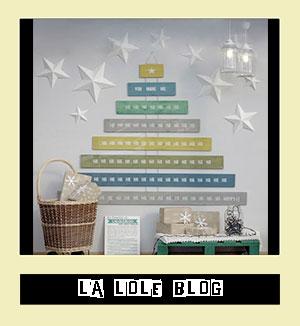 http://laloleblog.blogspot.com.es/2013/11/diy-arbol-de-navidad-con-listones-de.html