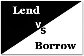 Lend vs Borrow