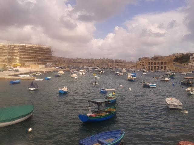 Kalkara, Malta, Europa