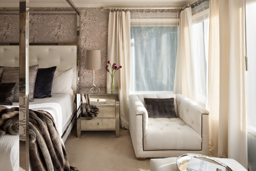 gray magazine room of the week michelle dirkse michelle