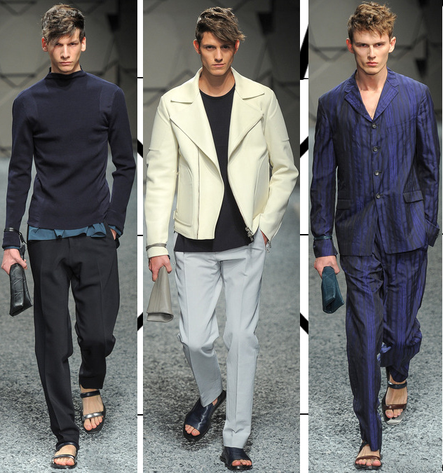 z zegna mens spring 2014 sportswear knits and pants