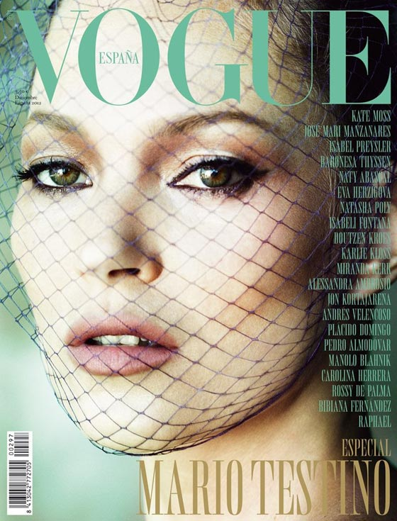 kate moss vogue españa
