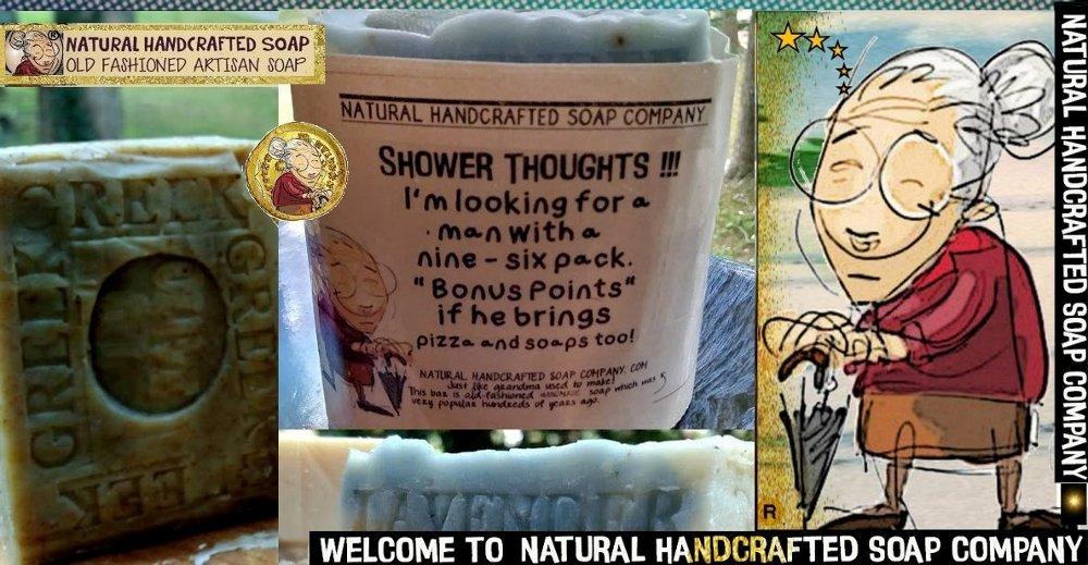 Handmade Organic Soap Blog