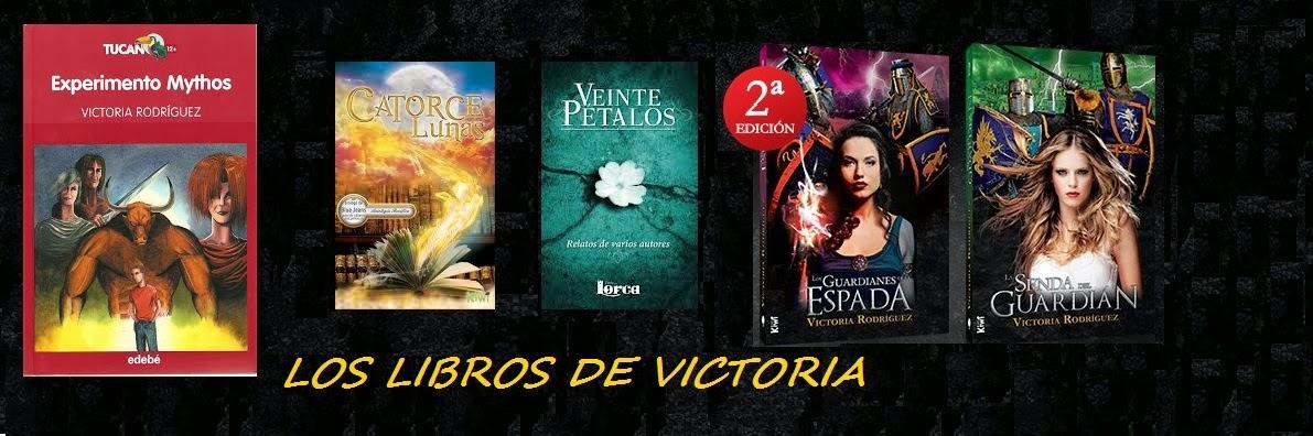 Los Libros de Victoria