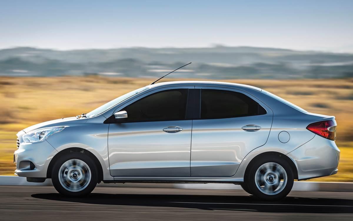 Novo Ford Ka+ SEL 1.0 2015