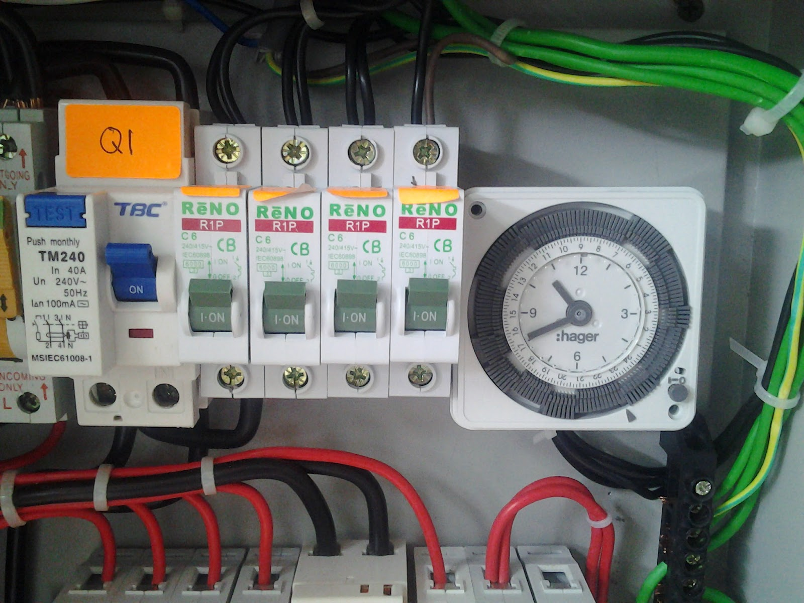 Elektrik duniaku pemasangan timer asfbconference2016 Image collections
