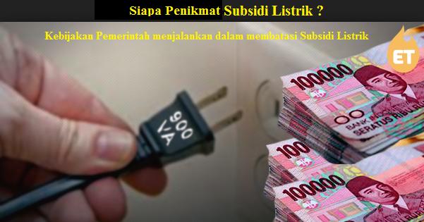 Subsidi Pemerintah