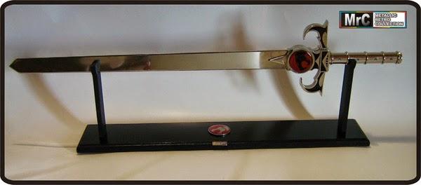 La espada del Augurio