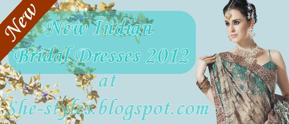Indian Engagement Dresses 2012-2013