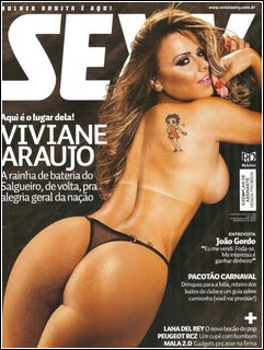 Capa%2BSexy%2BViviane%2BAraujo%2BFevereiro%2B2012 Baixar Revista Sexy   Viviane Araujo Fevereiro 2012  [Pedido]