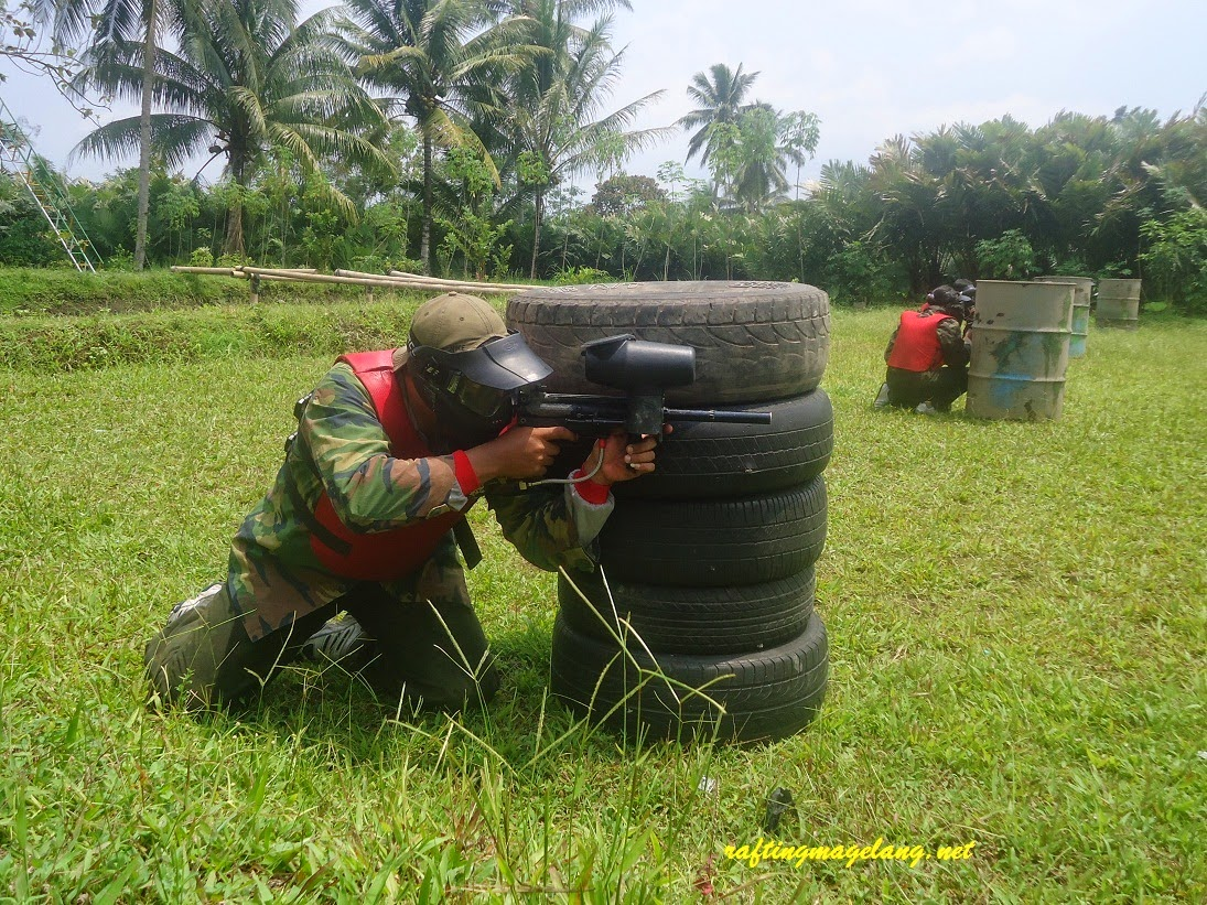 Paintball Magelang