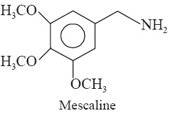 Mescaline Synthesis From Tyrosine