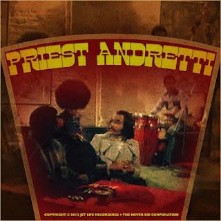 Currensy - Priest Andretti (Mixtape)