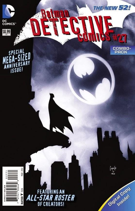 Detective Comics # 27 (2014)