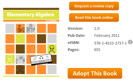 Elementary Algebra