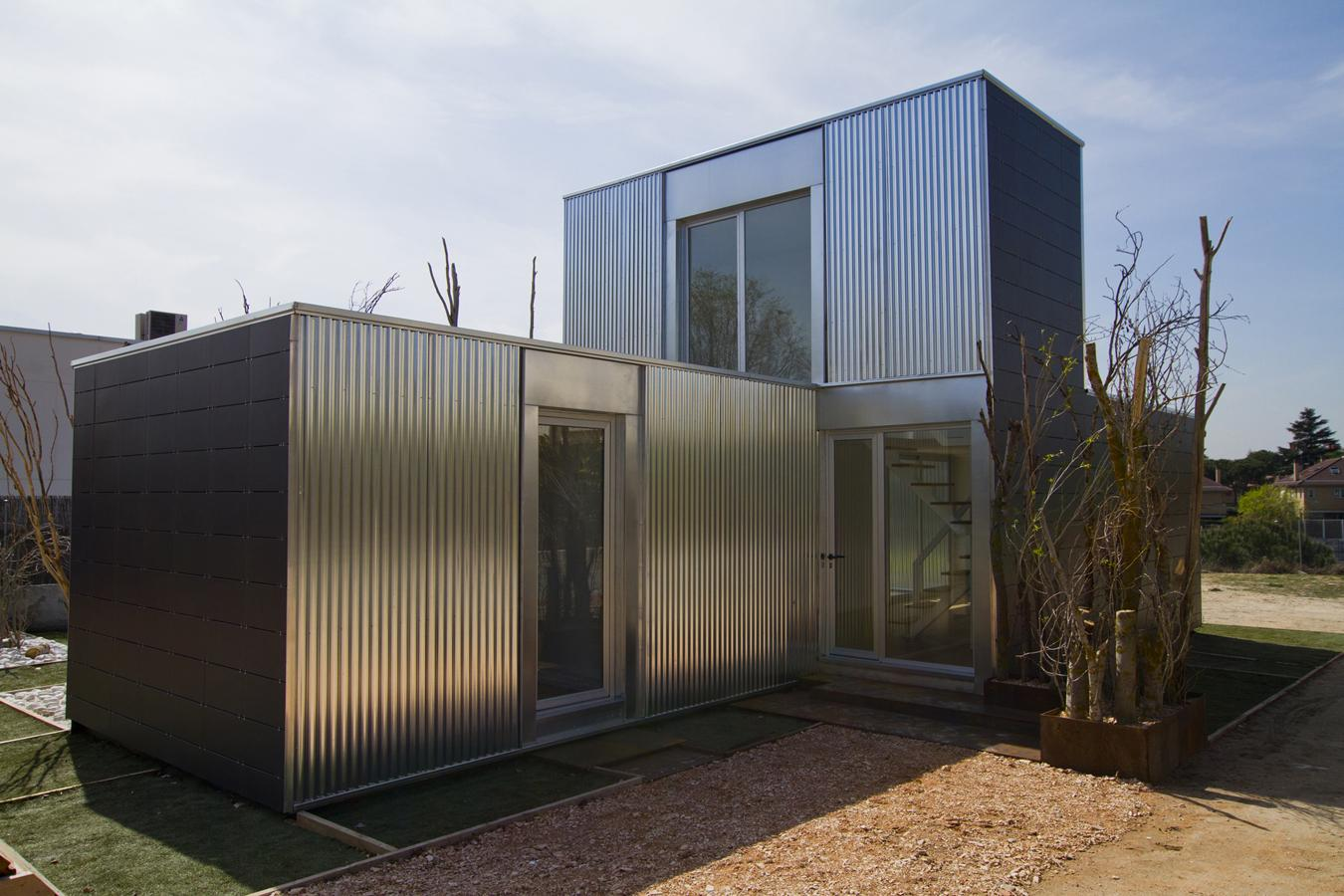 A f a s i a cso arquitectura for Arquitectura modular