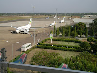 Juba International Airport Apron