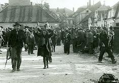 Na konci války si Češi vyřídili s Němci účty masakrem v Lanškrouně