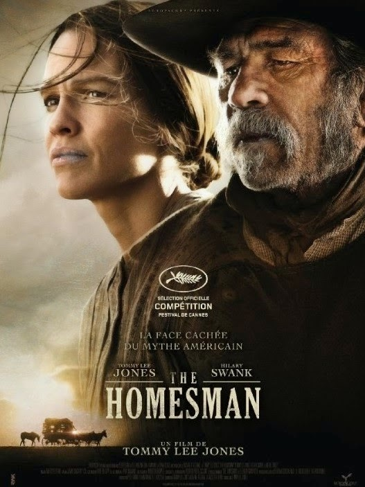 The Homesman 2014 BRRip tainies online oipeirates