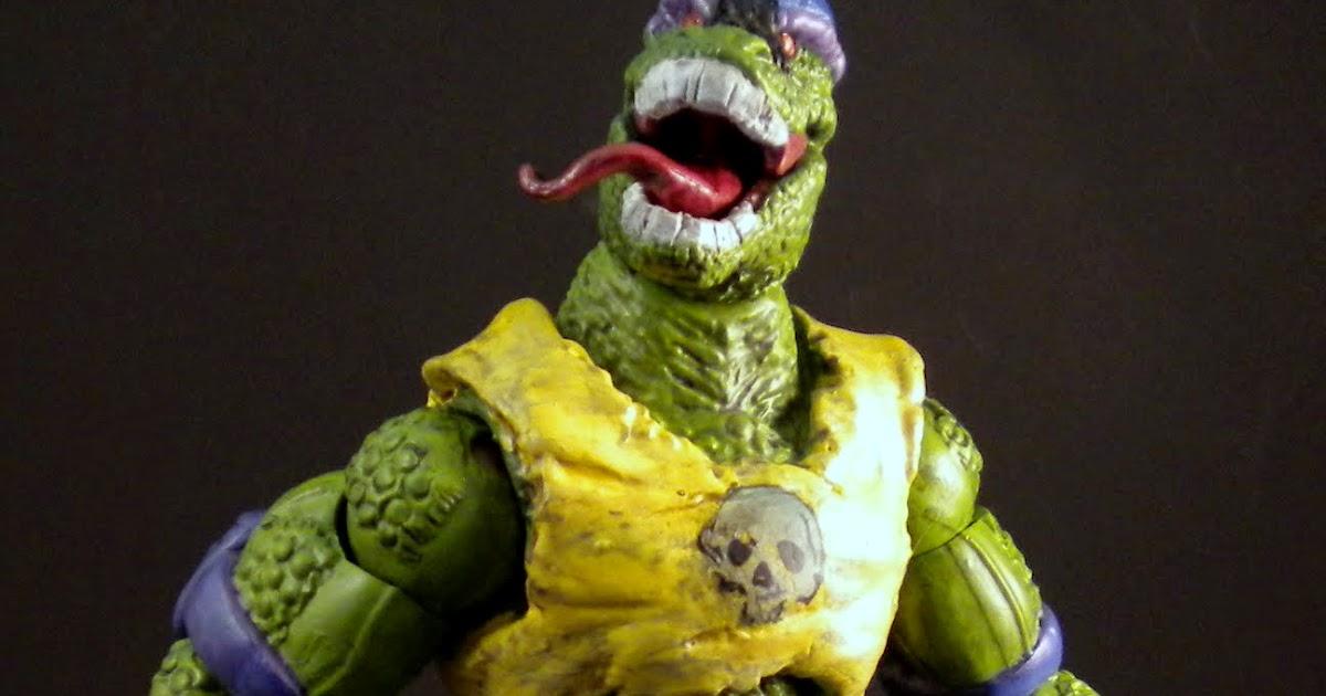 Tankster Innovations: T.M.N.T. Custom Classic Mondo Gecko