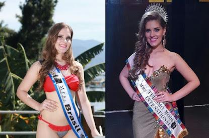 Duovizinhense vence concurso Internacional de Beleza