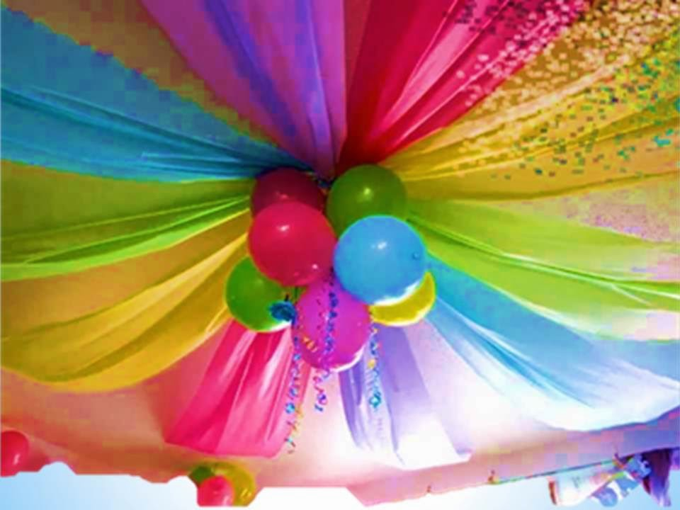 El blog de monitora d 39 activitats for Como hacer que los globos se queden en el techo