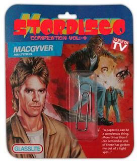 Compilation Stordisco MacGayver