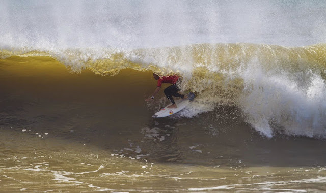 64 2014 Moche Rip Curl Pro Portugal Jordy Smith Foto ASP Damien Poullenot Aquashot