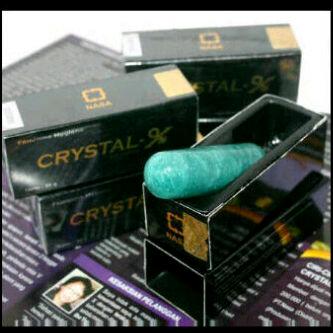 Apakah Crystal X Asli Nasa Benar-Benar Aman?