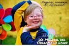 Día Mundial del Sindrome Down