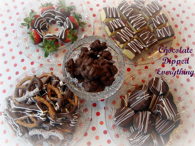 Chocolate Covered…..Everything