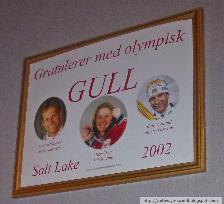 участники Олимпиады в Солт-Лейк-Сити