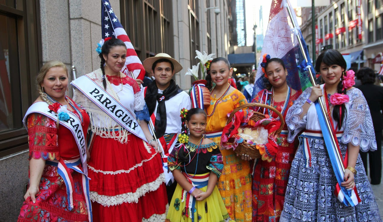 Cultura folklorica de paraguay