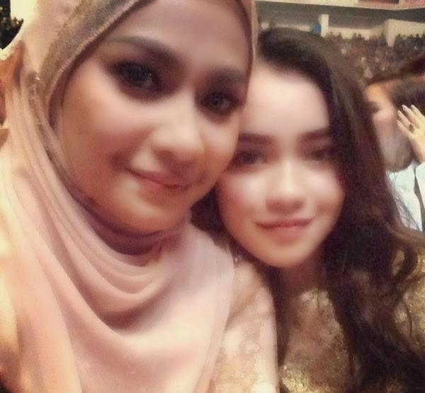 6 Gambar Anak Saudara Siti Nurhaliza Yang Cantik Manis