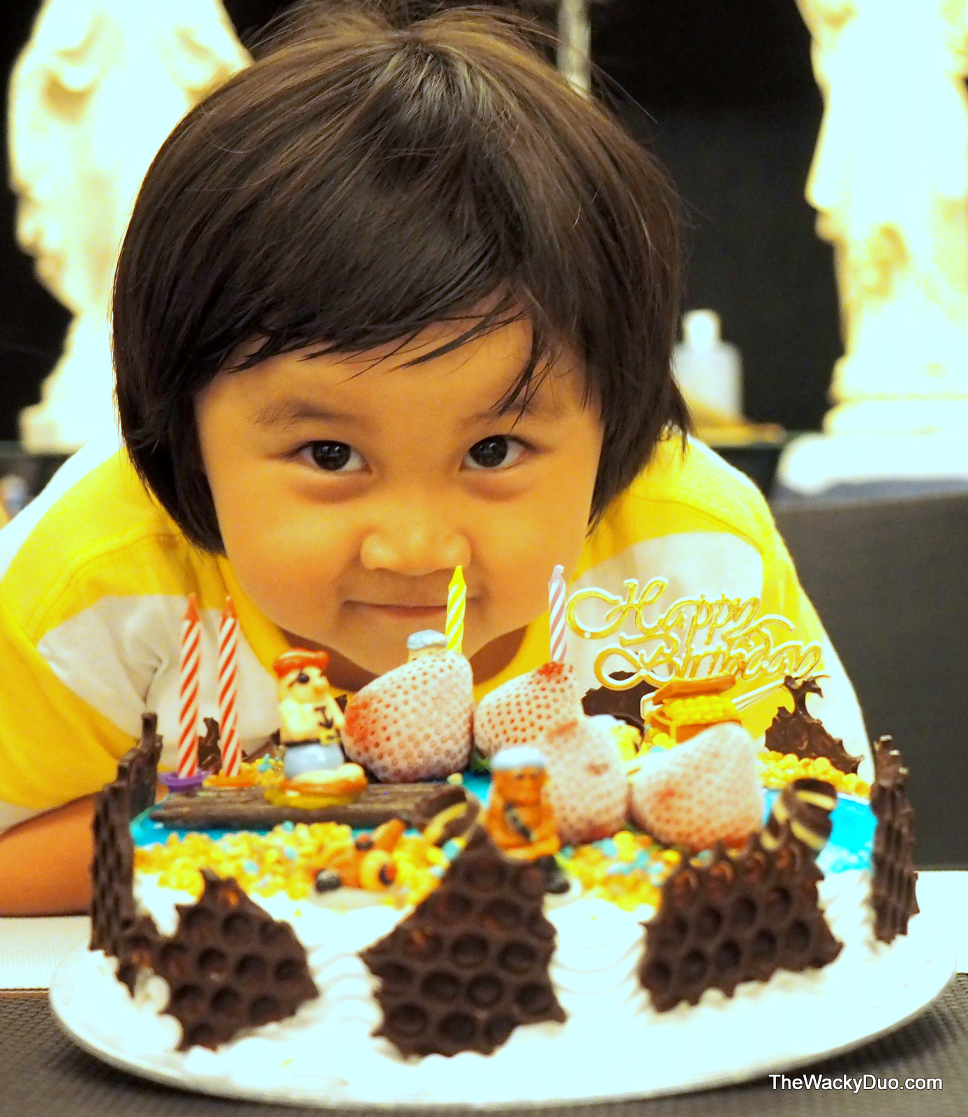 Swensen s Kidsbits : Ice Cream Cakes for kids The Wacky ...