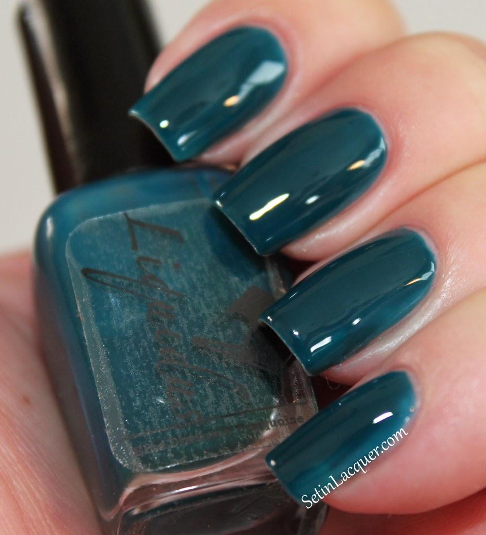 Liquidus - Blue Diamond Turquoise