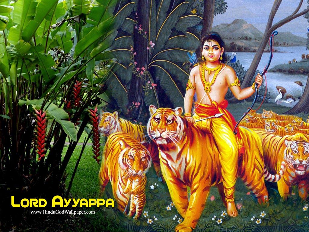 New Wallpaper Lord Ayyappa Wallpapers