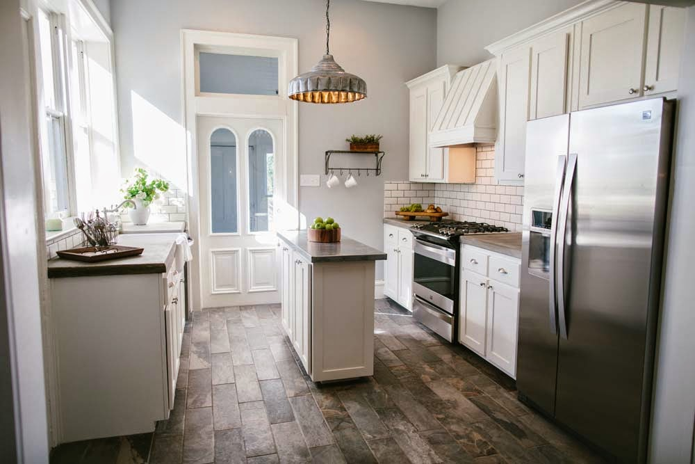Joanna gaines favorite countertops for Kitchen ideas joanna gaines