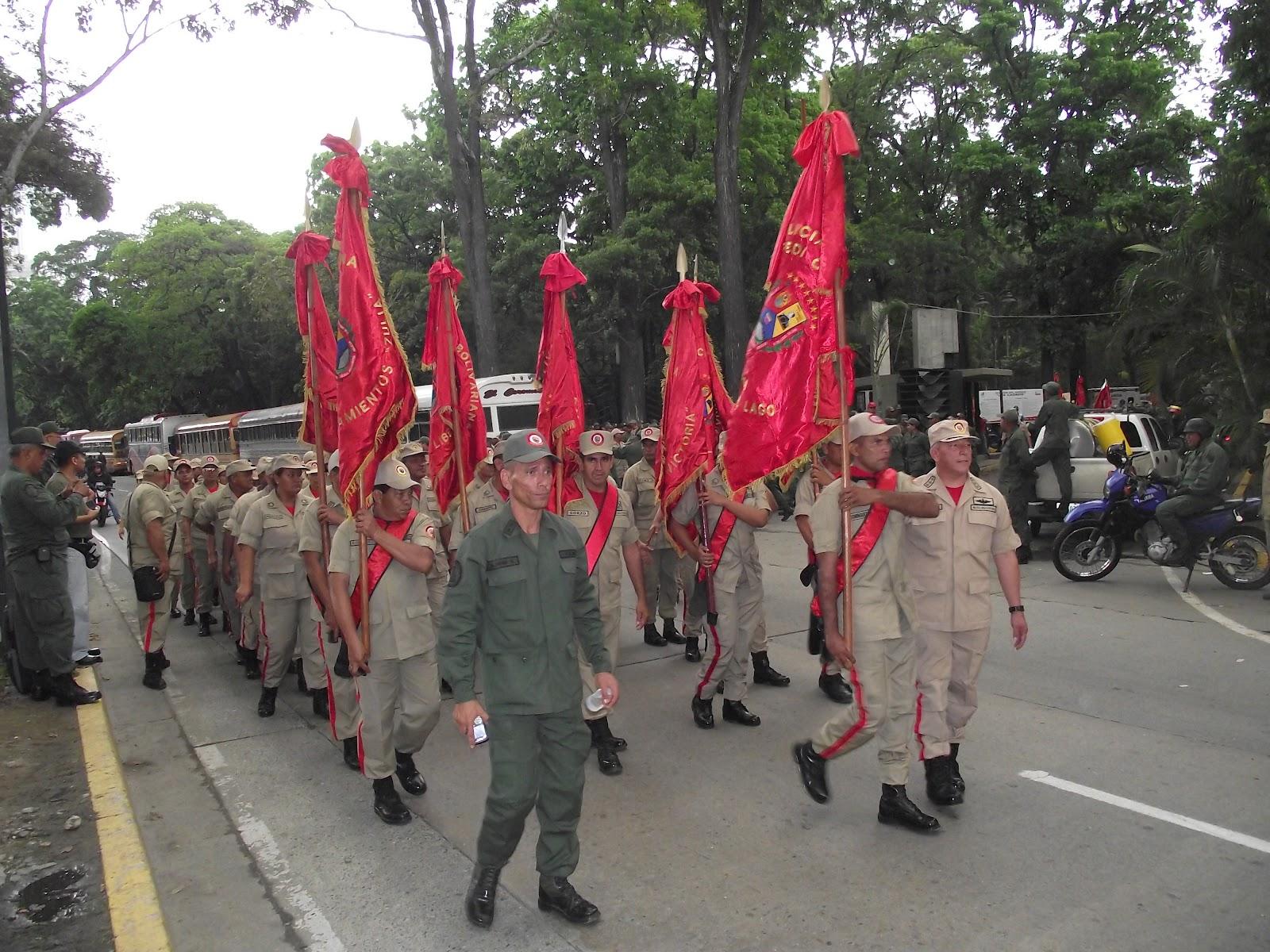 Milicia Bolivariana  DSCF4849