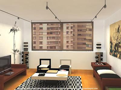 Atractivas y Elegantes ideas de Diseño de Living Room o Salas de ...