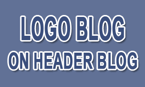 Logo Blog Pada Header Blog