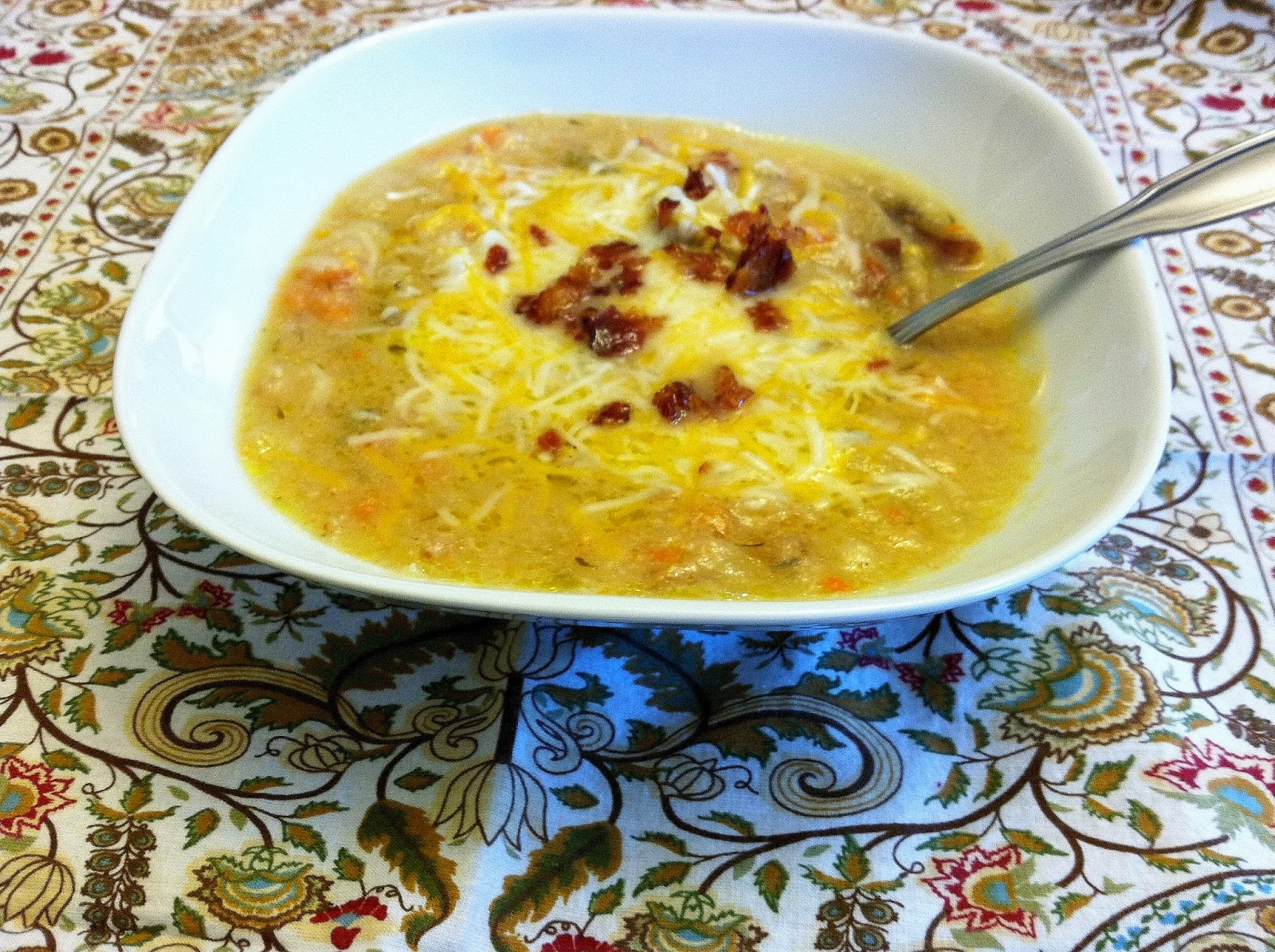 Delicious Red Potato Soup | Modern Family Dinner with Valerie