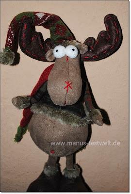 Deko fuer Weihnachten