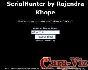 Berbagai Cara Mendapatkan Serial Number Software atau Game