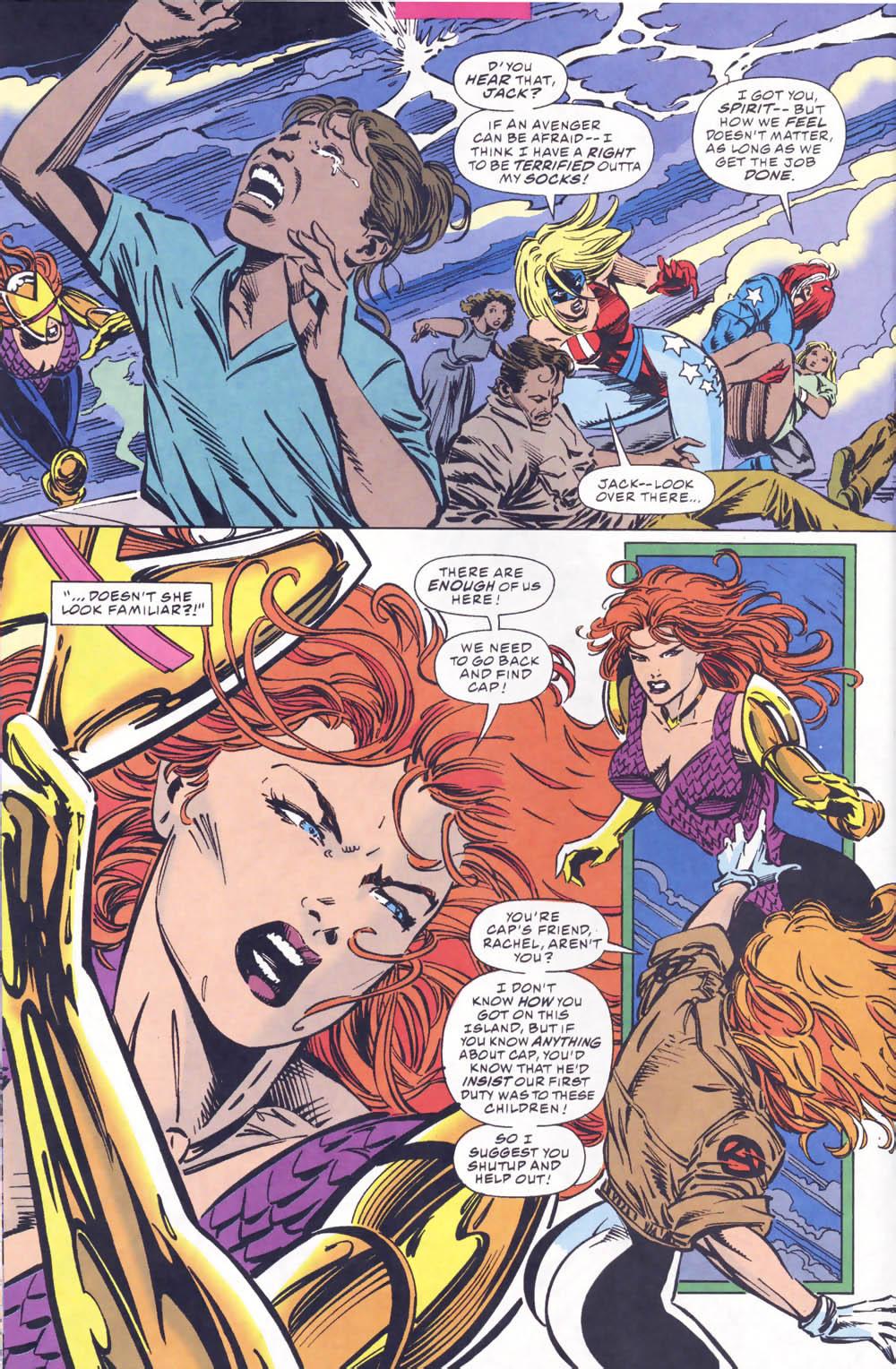 Captain America (1968) Issue #441b #395 - English 13