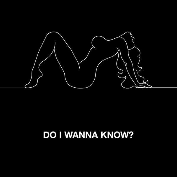 Arctic Monkeys - Do I Wanna Know - copertina traduzione testo video ufficiale download