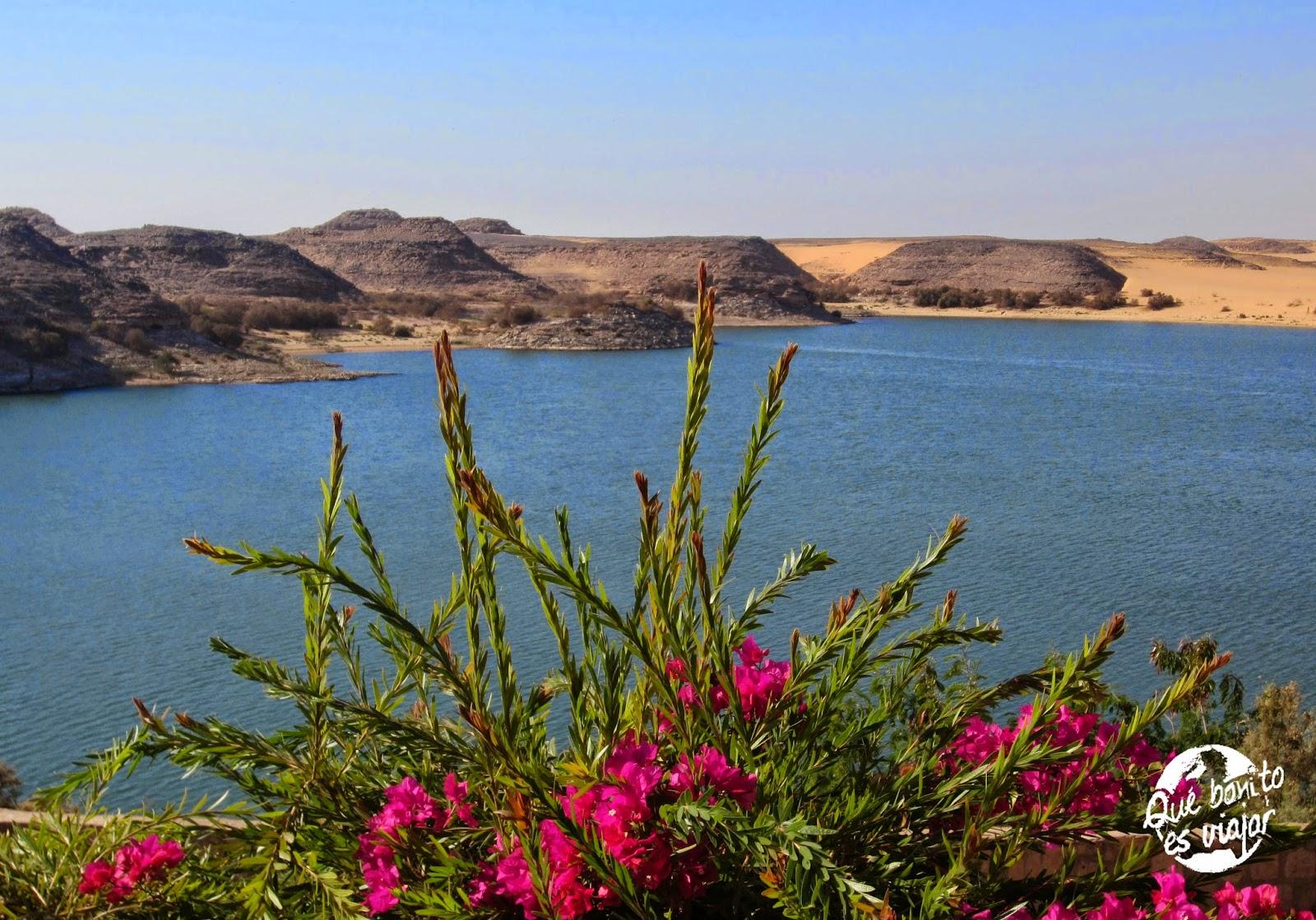 Abu Simbel Lago Nasser