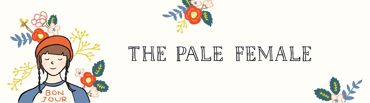 The pale female
